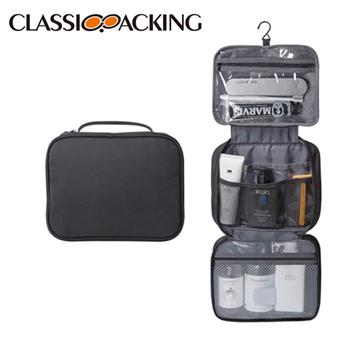 Custom Hanging Nylon Makeup Bag Bulk Wholesale