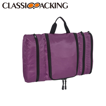 Designer Hanging Cosmetic Bag