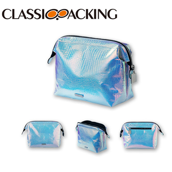 Women's Holographic Cosmetic Bag
