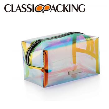 Custom Hologram Makeup Bags