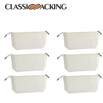 Canvas Customized Makeup Bags