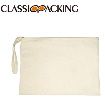 Travel Canvas Promotional Toiletry Bag