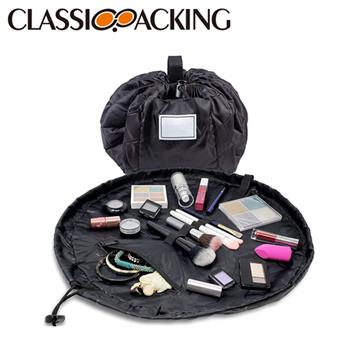 Polyester Drawstring Wholesale Make Up Bags