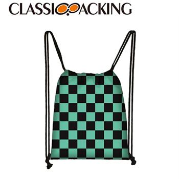 Small Drawstring Cosmetic Bag