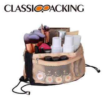 Moistureproof Drawstring Cosmetic Pouch