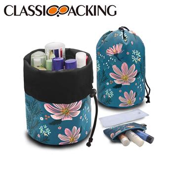 Drawstring Makeup Bag Set