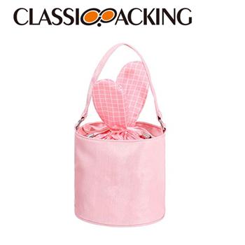 Small Cute Drawstring Makeup Bag