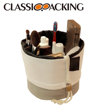 Small Cute Drawstring Cosmetic Pouch