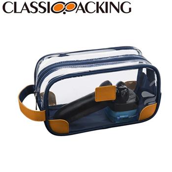 Men's Clear Plastic Makeup Bags Wholesale