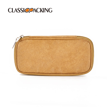 Durable Tyvek Recycled Cosmetic Pouch