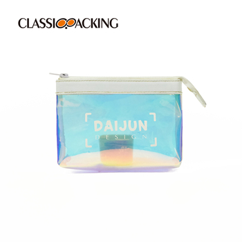 Women's Holographic Makeup Bag