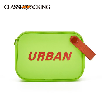 Letter Makeup Bag Wholesale With Handle
