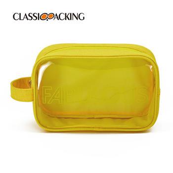 Fabulous Clear Cosmetic Bags in Bulk