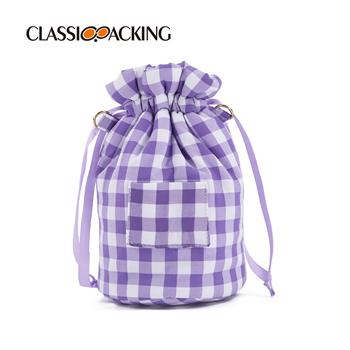 Multifunctional Drawstring Cosmetic Bag