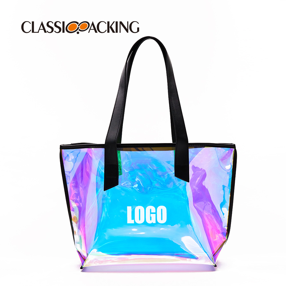 Holographic Personalised Wholesale Customizable Toiletry Bag