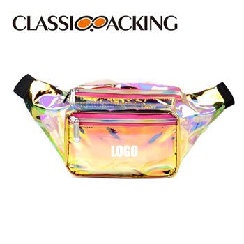 Modern Holographic Makeup Bag
