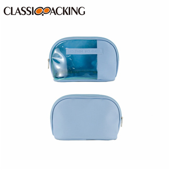 Water Resistant Clear PVC Cosmetic Bags Wholesale