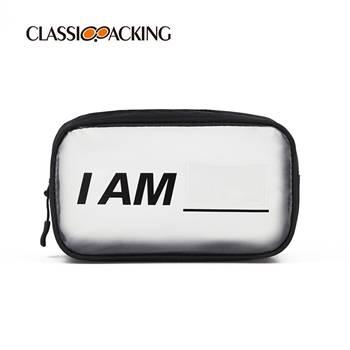 Clear TSA Makeup Bag