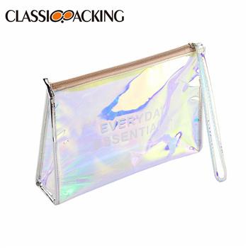 Premium Holographic Makeup Bag Wholesale