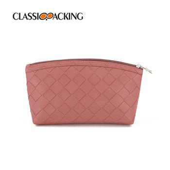Elegant Roomy Custom Makeup Bags