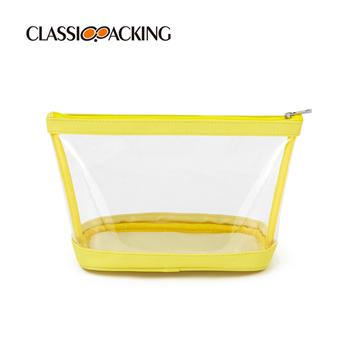 Color Edge Waterproof Custom Makeup Bag