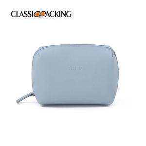 Solid Color Custom Makeup Bags Wholesale
