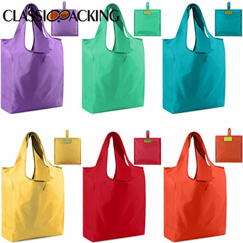 Reusable Foldable Wholesale Grocery Bags