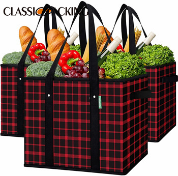 Heavy Duty Shopping Bags Wholesale