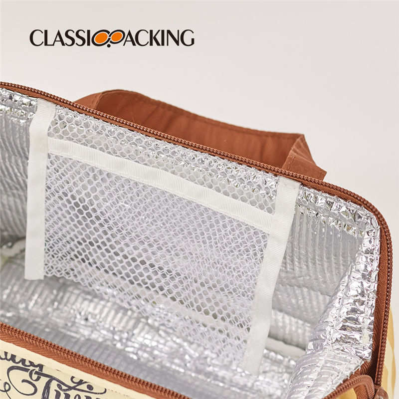 high-quality cotton cosmetic bag