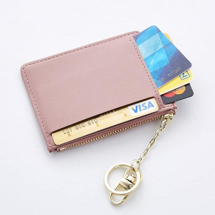 Slim Leather Card Case