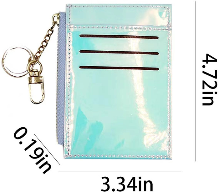 Holographic Coin Purse
