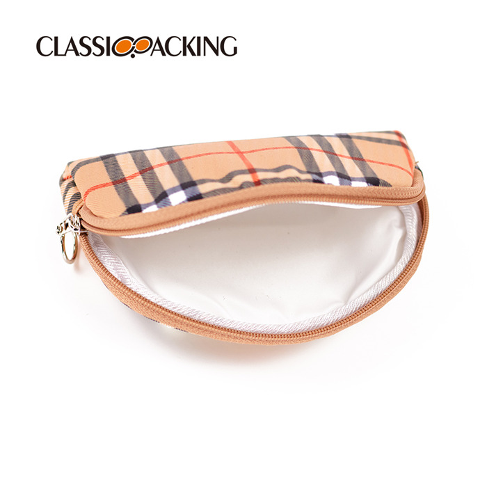 Burberry Inspired Plaid Coin Purse